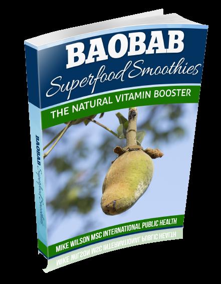 baobab smoothie book
